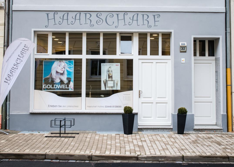 Haarscharf Friseur Meuselwitz